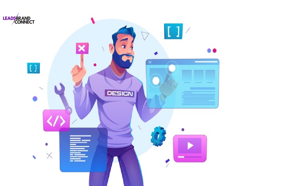 Web Development Agency Leads Brand Connect